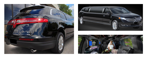 MKT Lincoln Town Car Limo